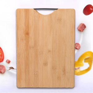 Bamboo Kitchen Chopping Board with Handle