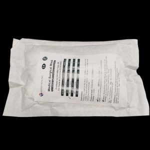 Surgical Face Mask 20Pcs 3-Ply Disposable Face Mask