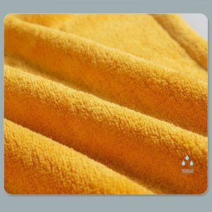 Cute Animal Microfiber Cartoon Absorbent Hand Dry Towel