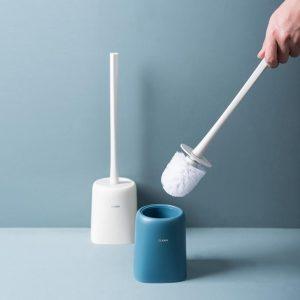 Round & Square Design Toilet Brush