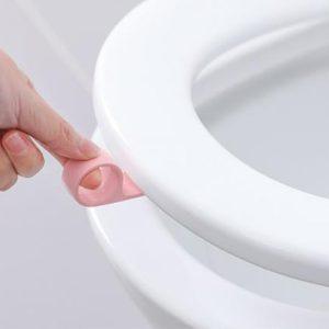 Toilet Lid Seat Lifter Bathroom Accessories
